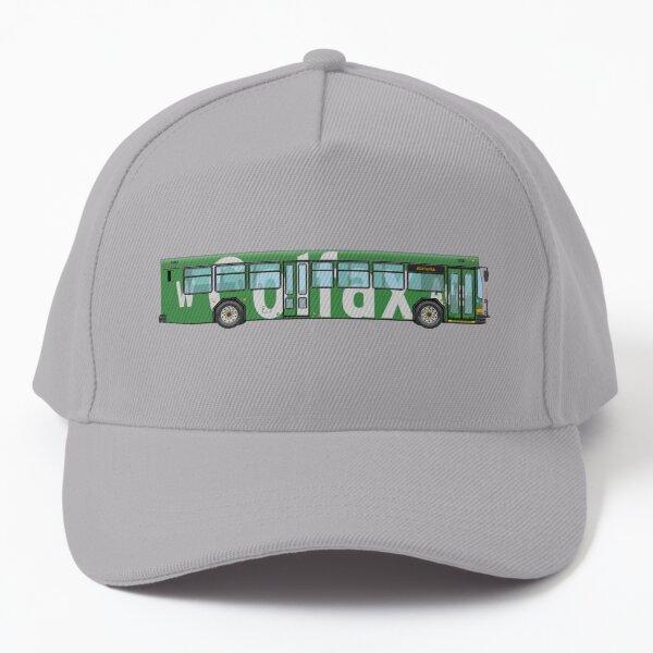 West Colfax Ave Street Sign City Bus Baseball Cap