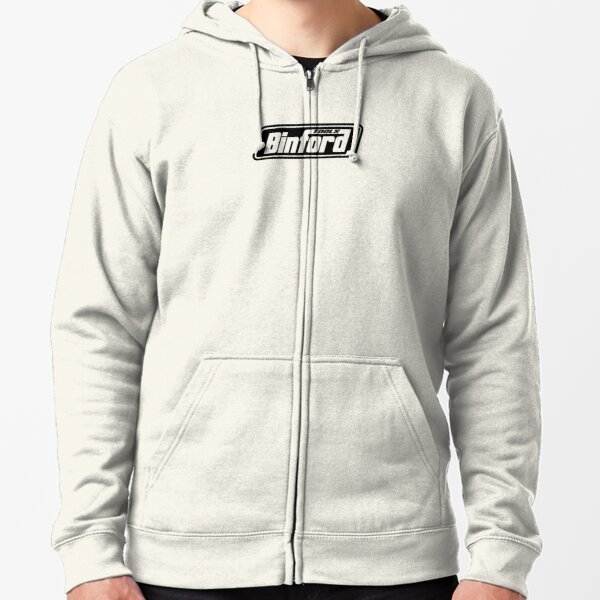 Best Selling - Binford Tools Merchandise Zipped Hoodie