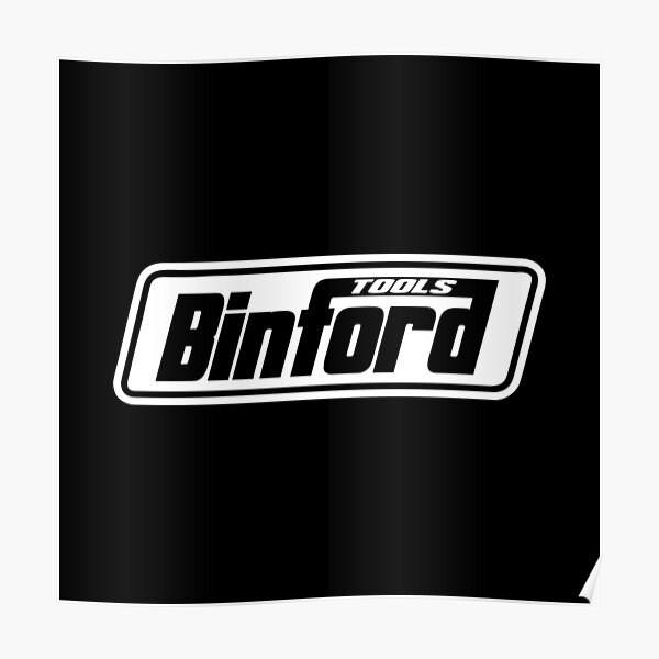 Best Selling - Binford Tools Merchandise Poster