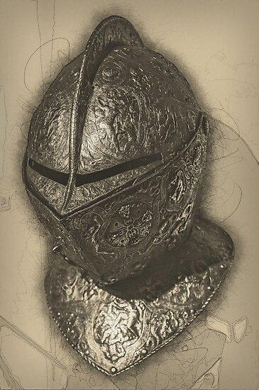 Ornate Helmet by angrypixel