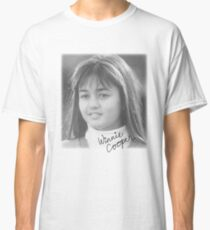 Winnie Cooper Classic T-Shirt
