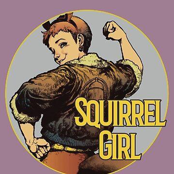 Squirrel Girl by saifs-safe