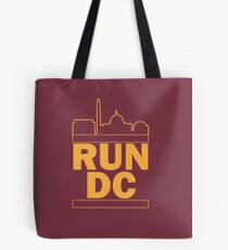 Redskins - Run DC - Run DMC Tote Bag