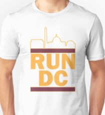 Redskins - Run DC - Run DMC T-Shirt