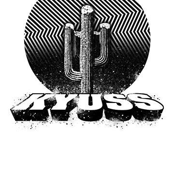Kyuss by JLHStudios