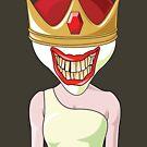 Royal Smile by McBethAllen