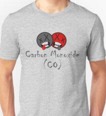 Carbon Monoxide (CO) Unisex T-Shirt