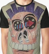 Punked Up Graphic T-Shirt