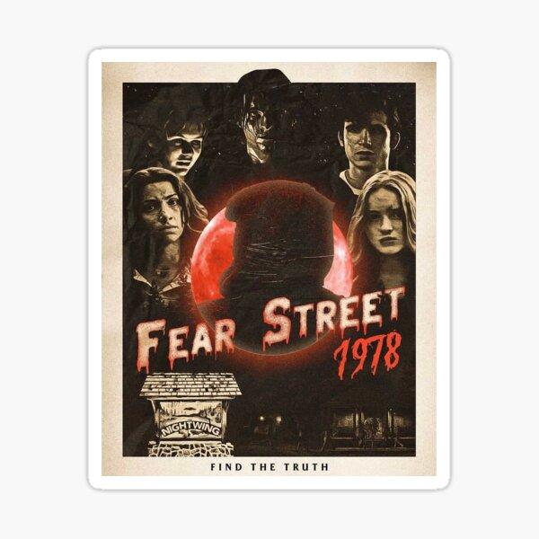 fear street 1978 Sticker