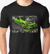 Dustin Goldsmith's Holden VE Commodore - Poster Unisex T-Shirt