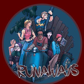 The Runaways by saifs-safe
