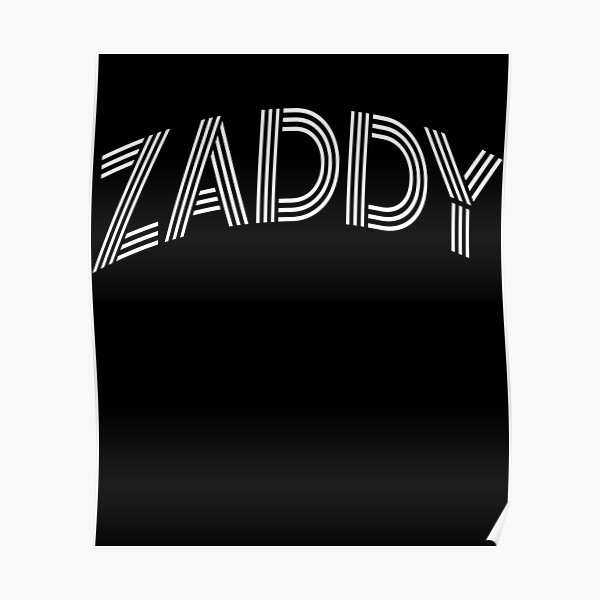 ZADDY Poster