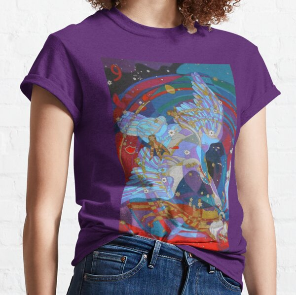 Nine Stars of a Swan Song Classic T-Shirt
