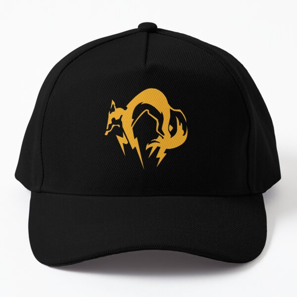 Metal Gear Solid FOX Baseball Cap