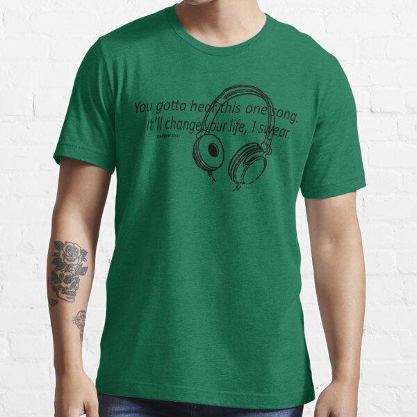 Garden State Music T-Shirt Essential T-Shirt