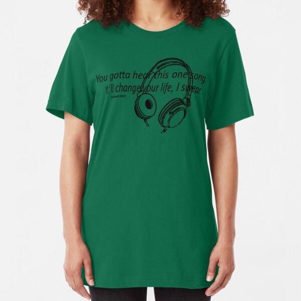Garden State Music T-Shirt Slim Fit T-Shirt