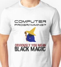 Black Magic Programming Unisex T-Shirt