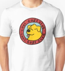 cooler Hundeclub Unisex T-Shirt