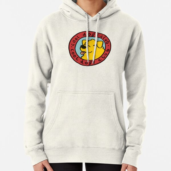 cool dogs club Pullover Hoodie