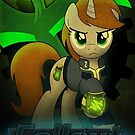 Little Pip in the Pyrelight by broniesunite