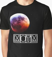 Man On The Moon Graphic T-Shirt