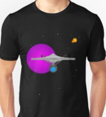 Star Trek - Minimalist Enterprise Unisex T-Shirt