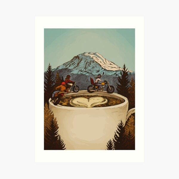 The Dream Roll 2016 Poster Art Print
