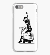Fooly Cooly - Haruko Vespa iPhone Case/Skin
