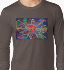 Nine Lives of the Heart Long Sleeve T-Shirt
