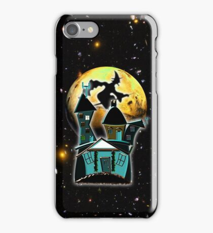 Witch's Condo for Halloween iPhone case iPhone Case/Skin