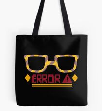707 ERROR Tote Bag