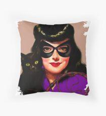Cojín Vintage Catwoman