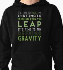 Defy Gravity Pullover Hoodie