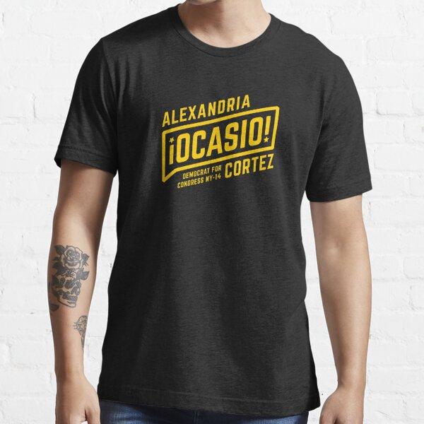 Best Selling - Alexandria Ocasio Cortez Merchandise Essential T-Shirt