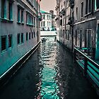 Canal in Venice by Fike2308