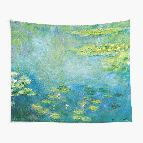 1906-Claude Monet-Waterlilies-73 x 92 Tapestry