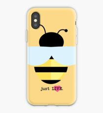 Me Before You - Bee iPhone Case