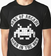 Sons of Arcade Graphic T-Shirt