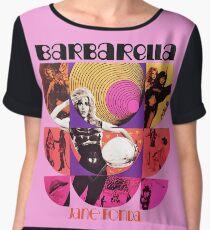 Barbarella - cult movie 1969 Chiffon Top