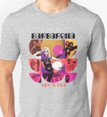 Barbarella - cult movie 1969 Unisex T-Shirt