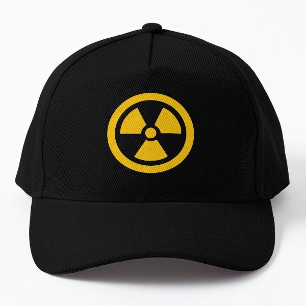 Yellow Radioactive Baseball Cap