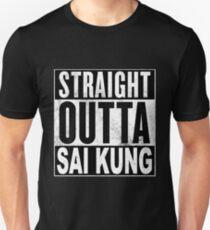 Straight Outta Sai Kung, Hong Kong T-Shirt
