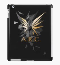 Augmented Rights Coalition iPad Case/Skin