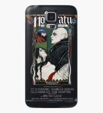 Nosferatu Movie Poster Case/Skin for Samsung Galaxy