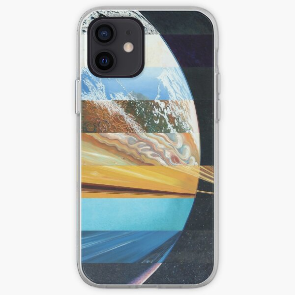 Planets iPhone Soft Case