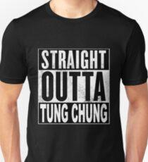 Straight Outta Tung Chung, Hong Kong T-Shirt