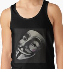 V is for Vendetta Tank Top