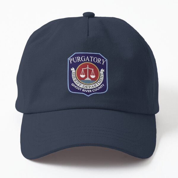 Purgatory Sheriff Department II Dad Hat
