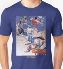 Final Fight Classic Box art Unisex T-Shirt