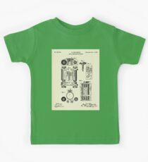 Art of Compiling Statistics-1889 Kids Tee